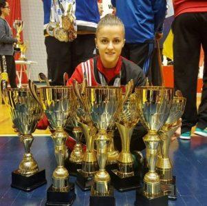 Sportivii din Lupeni domină clasamentul celor mai buni sportivi din județul Huneodara, la disciplinele neolimpice