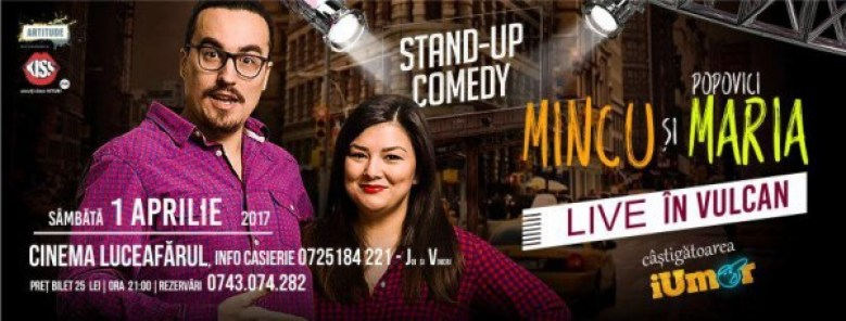 stand up la vulcan