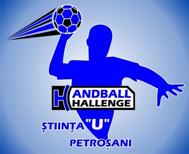 Handball Challenge Stiinta U Petrosani-sigla