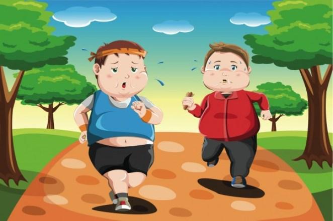 obezi mici
