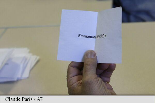 vot macron