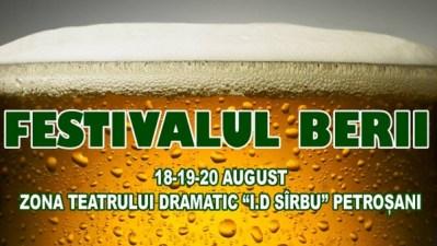 """Două zile de distracție la """"Festivalul berii"""" de la Petroșani"""