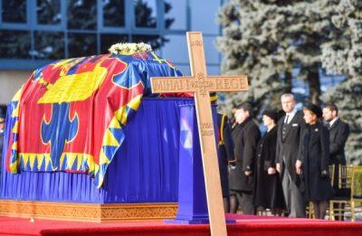 Ultimul drum al ultimului Rege al României