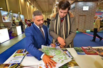 Interes crescut pentru județul Hunedoara la Târgul de Turism al României