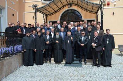 Reprezentanții Văii Jiului în Adunarea Eparhială a Episcopiei Devei și Hunedoarei