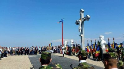 Pregătiri pentru o nouă ediție a ceremoniilor comemorative de la Memorialul Eroilor din Pasul Vâlcan