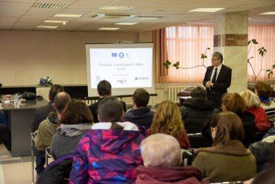 """La Universitatea din Petroșani s-a lansat oficial proiectul european """"Educația, o șansă pentru Valea Jiului!"""""""