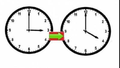 La noapte, România dă ceasul înainte cu o oră