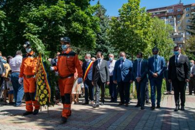 Paradă cu politicieni și demnitari de stat, la Ziua Minerului