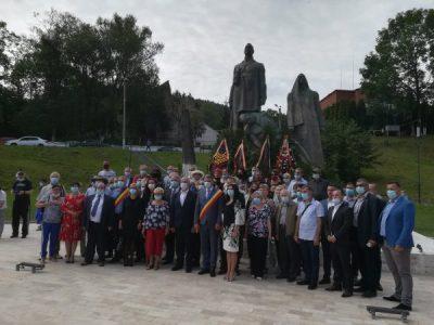 Respect pentru istorie, mineri și minerit, de Ziua Minerului, la Lupeni