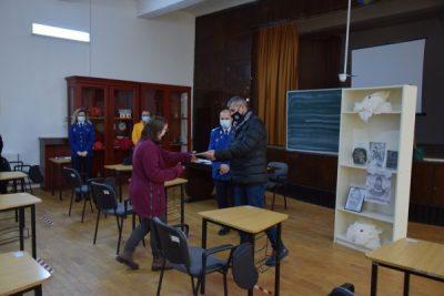 """Au fost desemnaţi câştigătorii concursului județean de creație artistică """"Decebal și dacii lui"""" organizat de IJJ Hunedoara"""