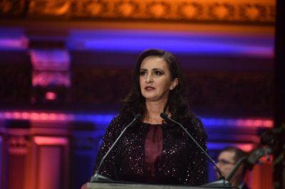 """Natalia Intotero: """"Chiar dacă Ziua Națională a României este marcată oficial o singură dată pe an, eu sunt de părere că ar trebui să ne sărbătorim țara în fiecare zi"""""""