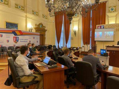 S-a constituit grupul de lucru pentru Via Transilvanica la nivelul județului Hunedoara