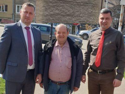 Liderii comunității din Lupeni se alătură demersurilor de sprijin pentru sportivul Toma Coconea