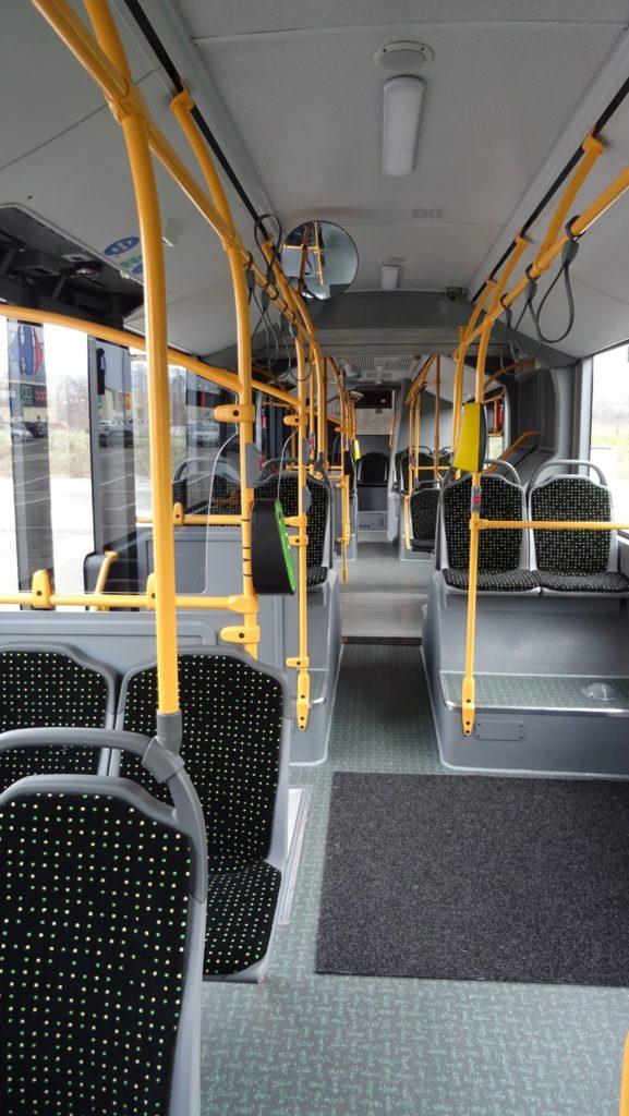 7 autobuze cumpărate prin fonduri europene au ajuns la Râmnicu Vâlcea
