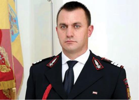 Imagini pentru Salvatori de onoare 2016,  Plutonierul major Viorel Daniel Şuşu