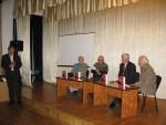 Lansare de carte a scriitorului Petre Rău în cadrul Cenaclului literar
