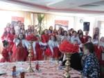 """Moș Crăciun a venit la Școala de canto """"Soul Music Art"""" din Tecuci - Galerie foto"""