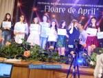 """Laureaţii Festivalului Naţional """"Floare de April"""" - Galerie foto"""