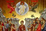 În 6 iunie sărbătoarea Înălţarea Domnului și Ziua Eroilor