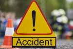 Minor accidentat pe trecerea de pietoni. Patru autovehicule implicate într-un carambol