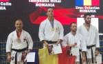 Polițist gălățean pe cea mai înaltă treaptă a podiumului la campionatul european de karate tradițional
