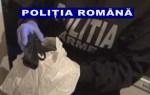 Arme deținute ilegal descoperite în urma unei percheziţii - Video