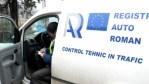 Autovehicule cu defecțiuni tehnice majore imobilizate în trafic de polițiști