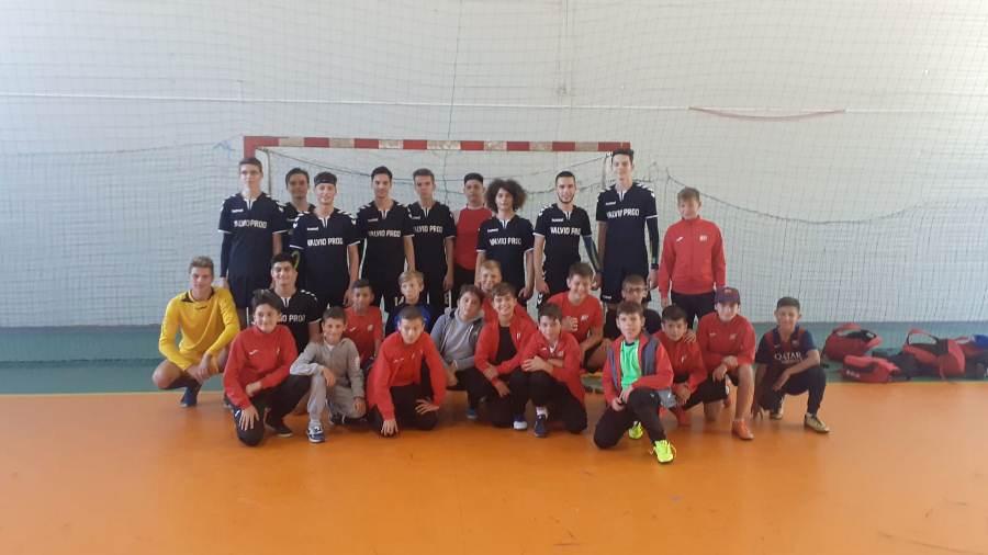 Rezultatele Clubului Sportiv Şcolar Tecuci la sfârşit de an