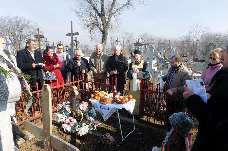 Doi ani de la decesul regretatului poet Dionisie Duma