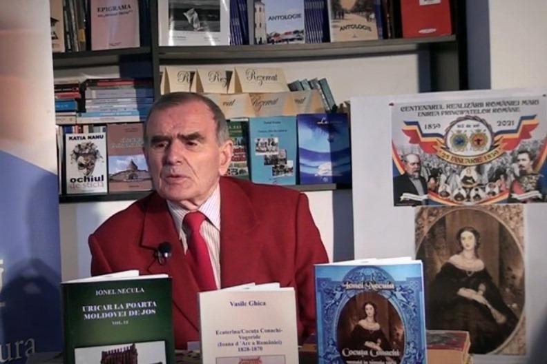 Contribuţia Cocuţei Conachi la Mica Unire prezentată de prof. Vasile Ghica – Video