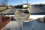 Strada Sergent Serea modernizată de la un capăt la celălalt - Foto