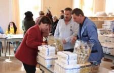 Aproximativ 3800 de alexăndreni vor primi ajutoare alimentare