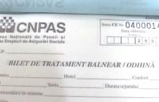 Casa de Pensii Teleorman a publicat lista stațiunilor pentru prima serie de bilete de tratament din 2020