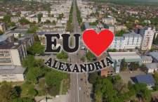 """Elevii unităților școlare din municipiul reședință de județ sunt invitați să spună: """"Și eu iubesc Alexandria"""""""