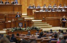 Moțiunea de cenzură a trecut cu 261 de voturi