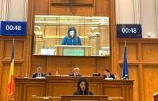 """Tichetul de masă, majorat la 20 de lei/ Violeta Răduț: """"De câte ori este vorba de proiecte care vizează o îmbunătățire a vieții românilor, liberalii se plâng că nu sunt bani"""""""