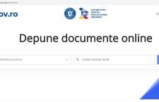 Pentru luna aprilie, documentele pentru obținerea șomajului tehnic se transmit doar pe platforma aici.gov.ro