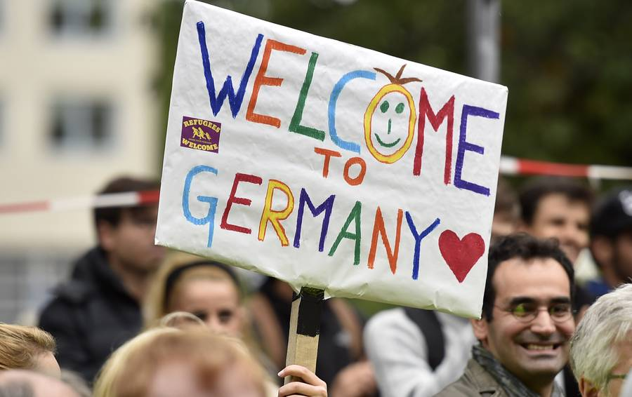 Image result for sirieni in germania
