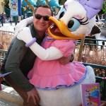 Dan Anghelescu la Disneyland Paris