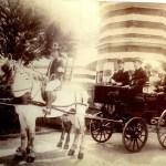 Trăsură a la Daumont a tatii(Grigore C.Bălăceanu Stolnici)