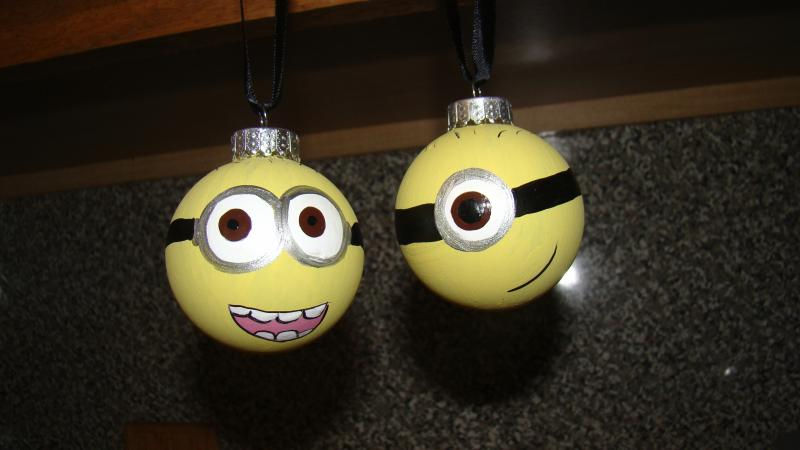 20 Simple Yet Cute Handmade Christmas Ornaments 2013
