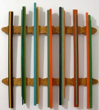 Modern Wood Wall Art, Sculptured | GalleryatKingston