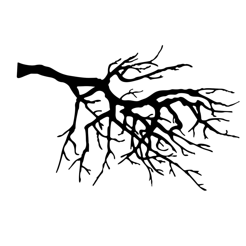 Tree Wood Bough Graphics Design Svg Dxf Eps