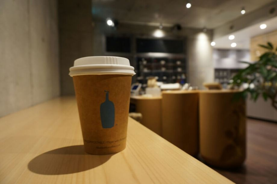 blue bottle coffee アメリカーノ