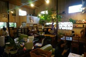 名張市 つぐみカフェ