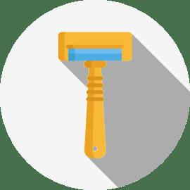 「オキシー3グルーミング モイストクレンズ&シェーブジェル」1本で洗顔・シェービング・化粧水の効果。