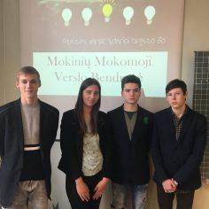 Mokinių mokomoji verslo bendrovė
