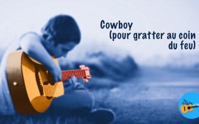 Cowboy, rythme et accords