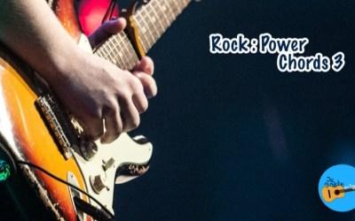 Rock : power-chords 3